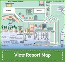 Abaco Beach Resort – Map