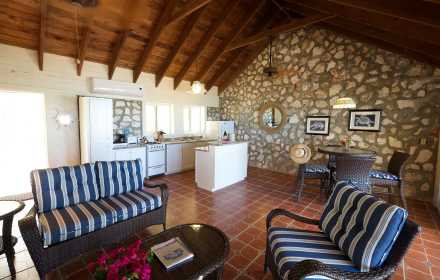 Beach House Villa – Living Room