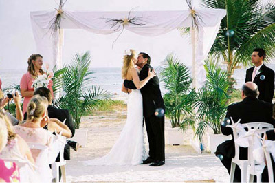 Weddings at Islander Resort in Florida