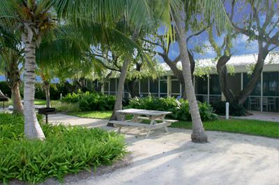 Accommodations at Oceanside Resort, Islamorada, FL
