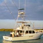 Kalex – 48′ Custom Marine Management hull