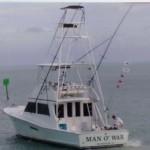 Man O War Sportfishing Boat