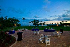 Food at Islander Resort in Florida