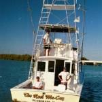 Reel McCoy offshore charter boat