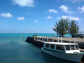 Green Turtle Cay Ferry
