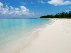 Gilliam Bay Beach