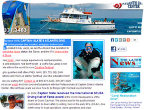 Captian Slate's Atlantis Dive Center