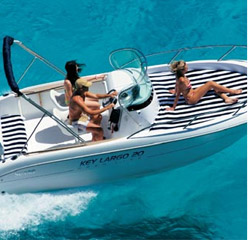 Boat Rentals in Islamorada