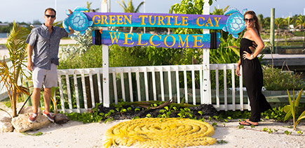 Welcome to Green Turtle Cay