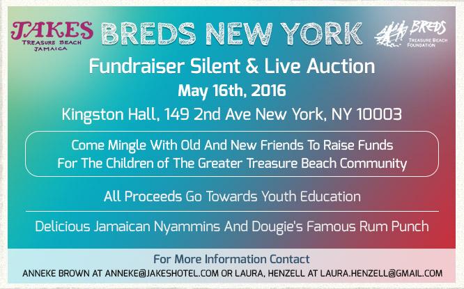 Breds Fundraiser