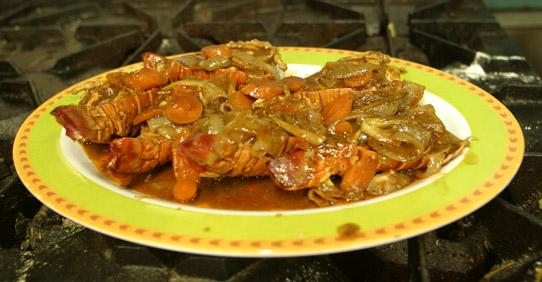 Cook Jamaican
