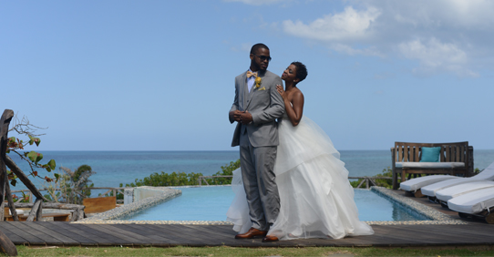 Weddings at Jakes Hotel, Jamaica