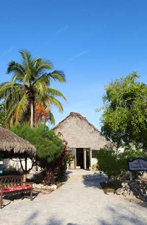 Clubhouse - Fernandez Bay Village