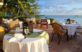 Delicious Dining at Fernandez Bay Resort