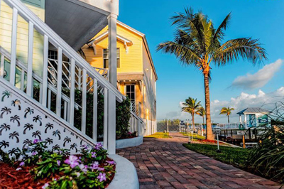 Bayside Townhomes at Florida Keys Resort in Islamorada, Florida