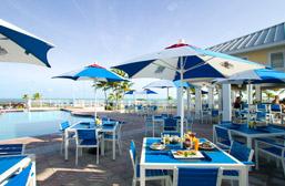 Dining at Guy Harvey Outpost Resort Islamorada, Florida Keys