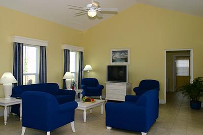 Beach House interior at Islander Resort in Islamorada, FL