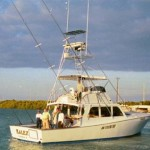 Kalex – 48′ Custom Marine Management hull