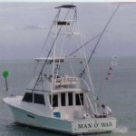 Man O War Sportfishing Boat