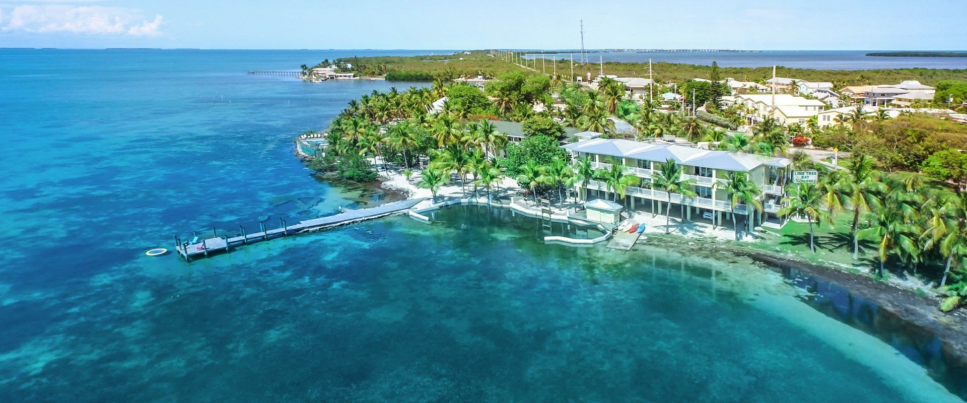 In the heart of the florida keys there is paradise