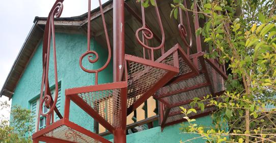 Cowrie 2 Deluxe Garden View Rooms