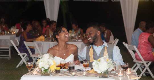 Weddings Ceremony at Jakes Hotel, Jamaica