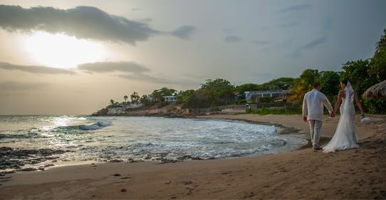 Honeymoons at Jakes Hotel, Jamaica