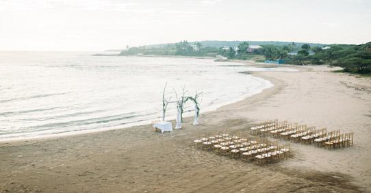 Weddings at Jakes Hotel, Jamaica